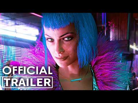 CYBERPUNK 2077 4K Trailer (Keanu Reeves, 2020)