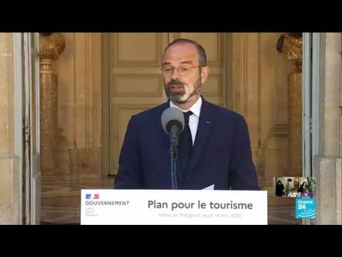 French PM Philippe unveils 18-billion-euro rescue plan for tourism sector