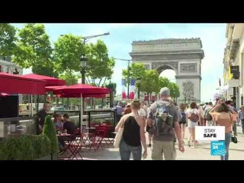 France unveils 'massive' 18 billion-euro aid plan for tourism sector hit by Covid-19 crisis