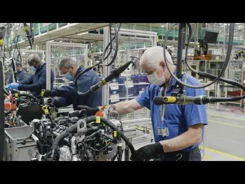 Ford to Restart U.K. Operations