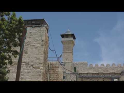 Ibrahimi Mosque in West Bank closed due to pandemic