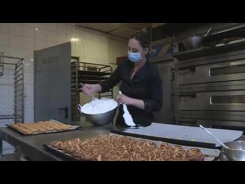 Madrid bakes to celebrate unusual San Isidro amid pandemic