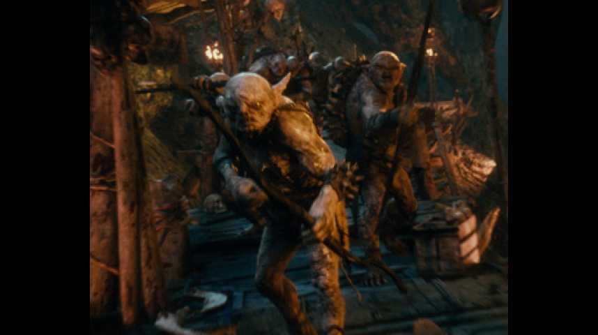 Le Hobbit : un voyage inattendu - Extrait 13 - VF - (2012)