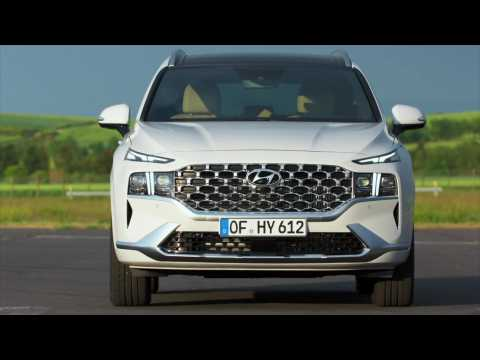 2021 Hyundai Santa Fe Exterior Design