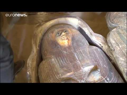 Ancient tomb dating back 4,500 years discovered in Egypt