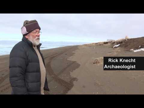 Alaska's thaw uncovers treasure trove of Eskimo artifacts