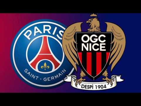 PSG-Nice : le match en chiffres