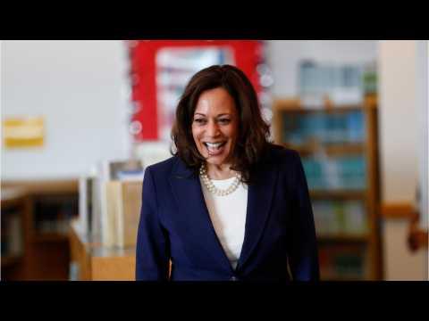 Senator Kamala Harris Wants To Regulate Or Split Up Facebook