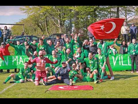 FOOTBALL P3 Liège Turkania Faymonville monte en P2