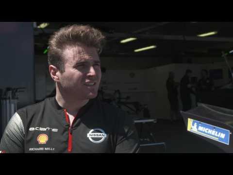 Formula E Monaco E-Prix Oliver Rowland Preview