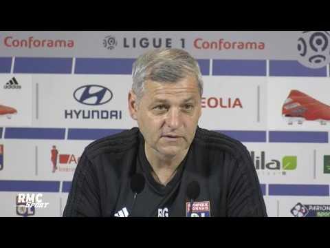 """OL : """"Les 7 dernières minutes d'ASSE-Montpellier ? J'ai changé de chaîne"""" avoue Genesio"""