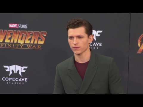 "Tom Holland Gives Message About Post ""Avengers: Endgame"" Scene"