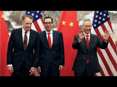 China Remains 'Cautiously Optimistic' On U.S. Trade Talks Despite Tariffs