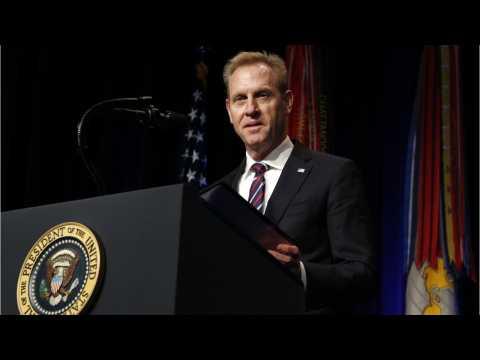Acting Defense Secretary Visits Border As Pentagon Works On Long-Term Border Plan