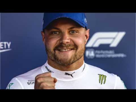 Vallteri Bottas Wins 3rd Straight F1 Pole