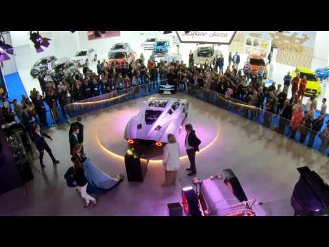 Hispano Suiza Carmen - Automobile Barcelona Timelapse