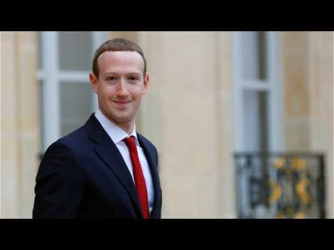 Facebook's Zuckerberg Hails French Hate Speech Plan As EU Model