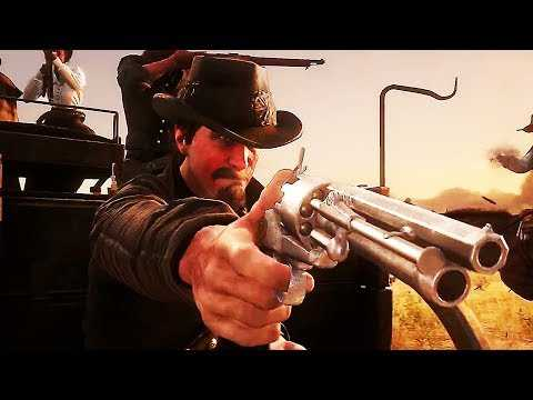 RED DEAD ONLINE Trailer (2019) PS4 / Xbox One