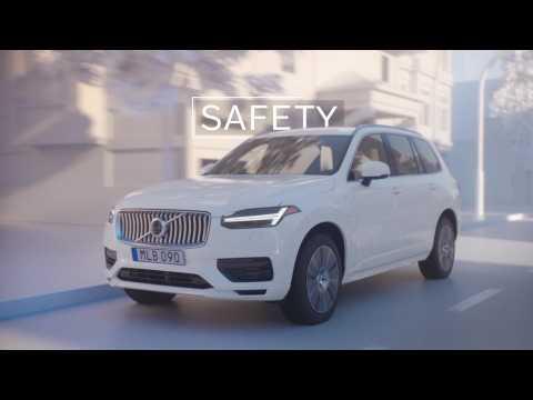Volvo Car Accident Advisor Highlights