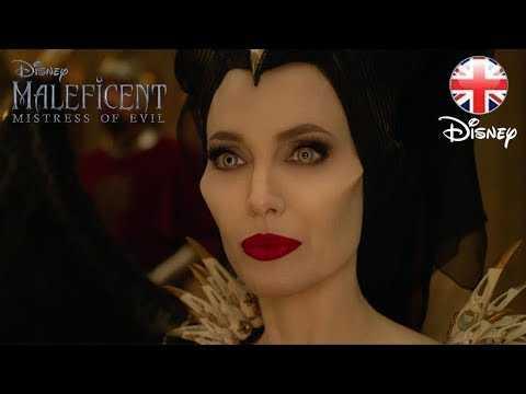 Maleficent: Mistress of Evil   2019 Trailer   Angelina Jolie, Michelle Pfeiffer  Official Disney UK