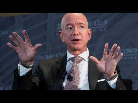 Amazon Breaks Ground On Airport