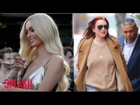 Paris Hilton Calls Lindsay Lohan 'Lame And Embarrassing'