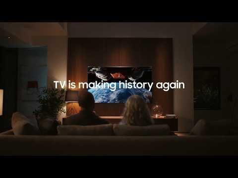 Samsung QLED 8K: TV is making history again