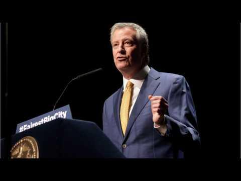 NYC Mayor Bill De Blasio Is Running For President