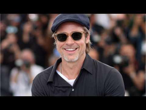 Celebrity Close Up: Brad Pitt