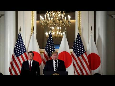 Trump Urges Greater Japanese Investment In U.S.
