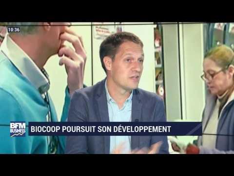 Biocoop poursuit son développement - 26/05