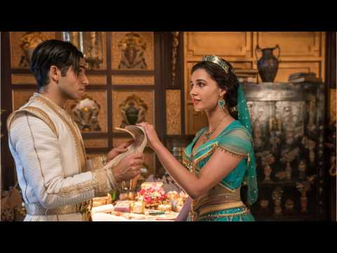 Aladdin Soars At Box Office