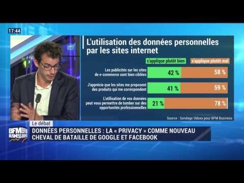Les Français et leurs données personnelles - 25/05