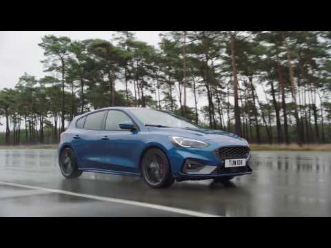 2019 Ford Focus ST Driving Video