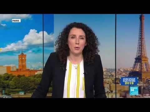 EU elections: 'Make Europe green again'