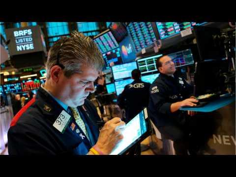 Wall Street Markets Drop About Half A Percent Each