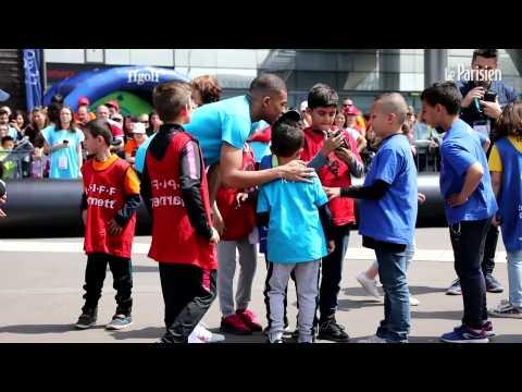 Le beau geste de Kylian Mbappé pour les enfants malades