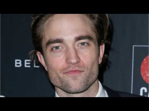 "Robert Pattinson ""Absolutely Can't Talk About"" Batman"