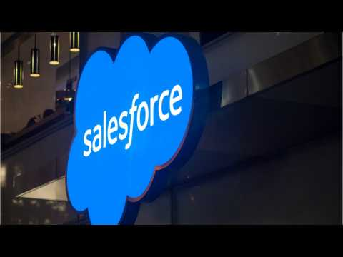 """Salesforce """"Software-As-A-Service"""" Is Hot Right Now"""