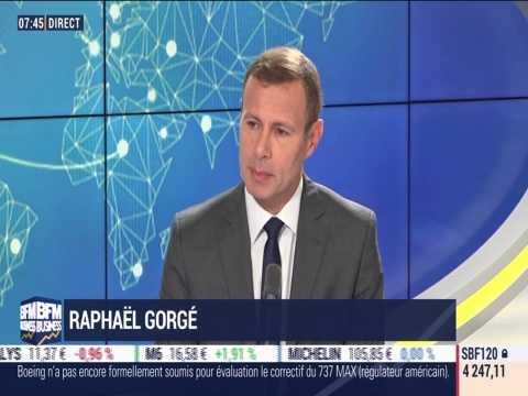 Le groupe Gorgé confirme un contrat de 450 millions d'euros sur 10 ans - 23/05