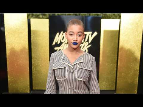 Fenty Beauty Names Amandla Stenberg As New Model