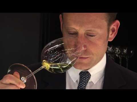 Vinexpo visitors explore the perfect wine glass