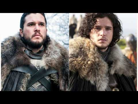 Game Of Thrones Fans Still Hoping For Ghost And Jon Snow Reunion