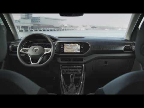 The new Volkswagen T-Cross Interior Design