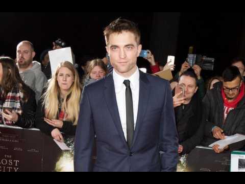 Robert Pattinson 'in talks for Batman role'