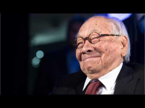 Legendary Architect I.M. Pei Dies At 102