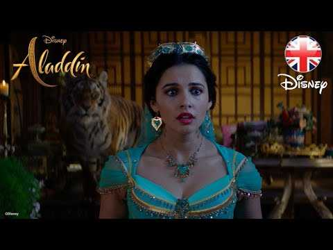 ALADDIN | A Whole New World (Part 1) - Clip | Official Disney UK