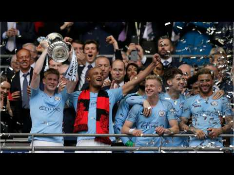 Manchester City Wins 3rd English Trophy This Year
