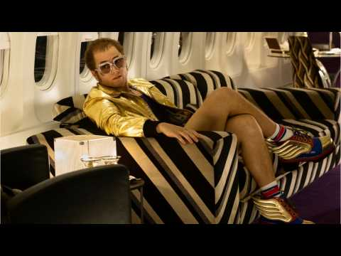 'Rocketman' Is One Hell Of A Ride