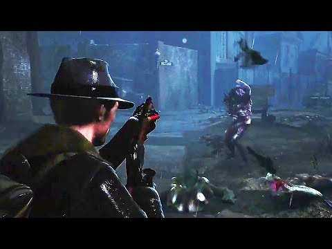 """THE SINKING CITY """"Rotten Reality"""" Gameplay Trailer (2019) PS4 / Xbox One / PC"""